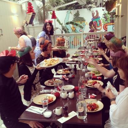 Christmas Parties!